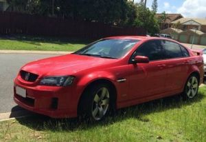 A Holden SS Commodore was seized from the Queensland home.