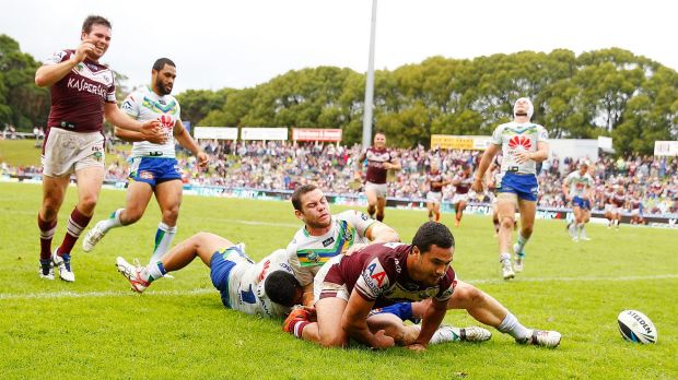 The Raiders and Manly will play in Albury in April.