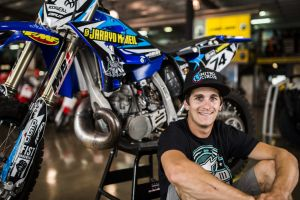 Jarryd McNeil, who will perform as part of Nitro Circus on Saturday night in Canberra.
