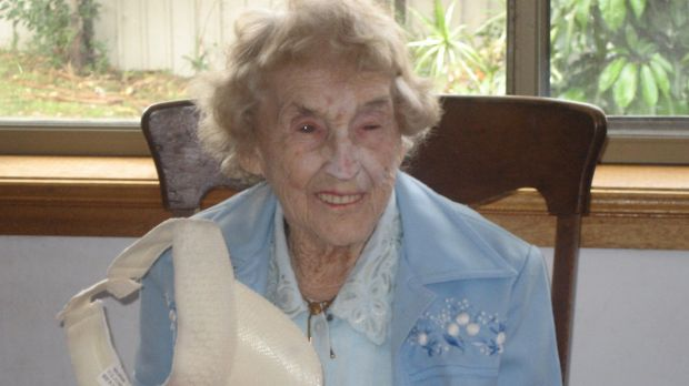 Nymphea Anderson died, aged 97, after a nurse added oral medication to her IV drip.
