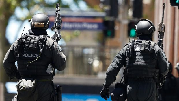 In the past 15 months, 25 people have been charged with terrorism offences.