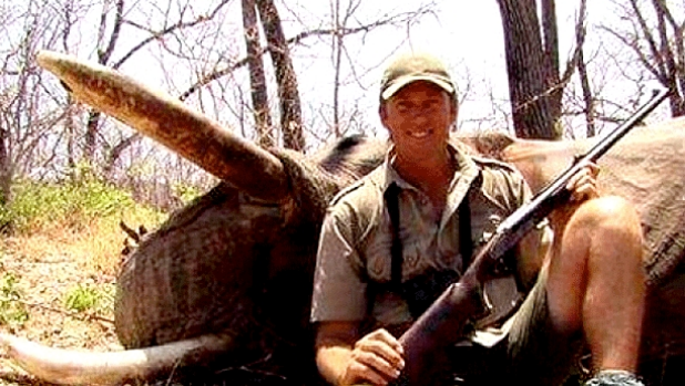 There's been plenty of outrage over Glenn McGrath killing African animals.