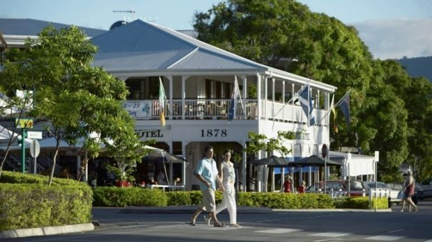 The Courthouse, Port Douglas.