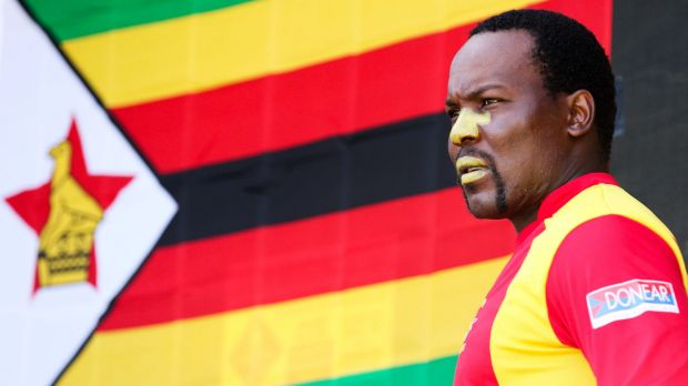 Zimbabwe cricketer Hamilton Masakadza says the Glenn McGrath incident has been blown out of proportion.