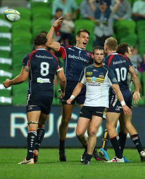The Brumbies will be looking to turn around a poor record in Melbourne this week.