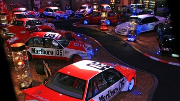 Yeppoon's Champions Brock Experience, the Peter Brock Museum.