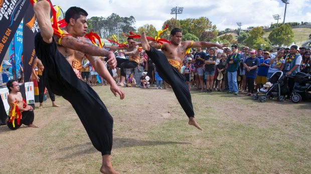 Auckland's annual Pasifika Festival may have to leave its Western Springs home this year due to the recent fruit fly ...