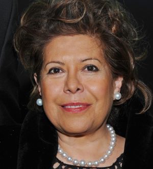 Columba Bush has a taste for jewellery.