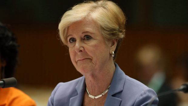 President of the Human Rights Commission, Gillian Triggs.
