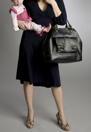 High-achieving mothers can find it difficult to juggle child rearing with their careers.