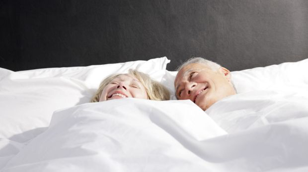Research shows many women in their 60s, 70s and 80s have more time for sex than ever before.