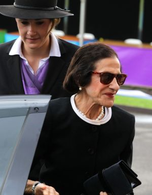 NSW Governor Marie Bashir.