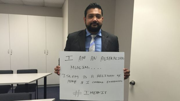 Islamic Council of Queensland spokesman Ali Kadri says widespread condemnation is not the way to combat extremism.