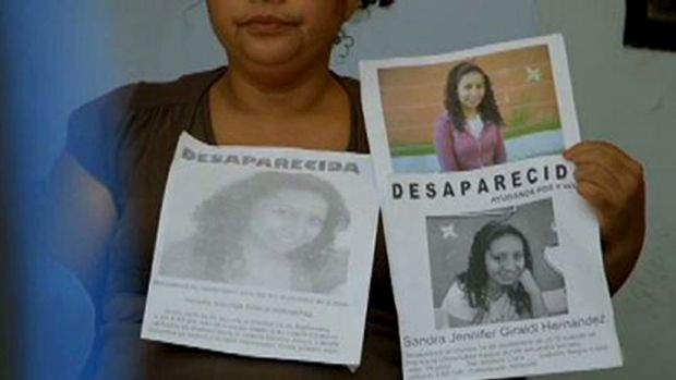 More than 23,000 people are missing in Mexico as family members desperately seek answers.