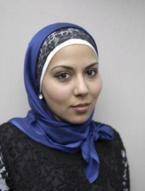 Mariam Veiszadeh has been subjected to shocking online abuse.