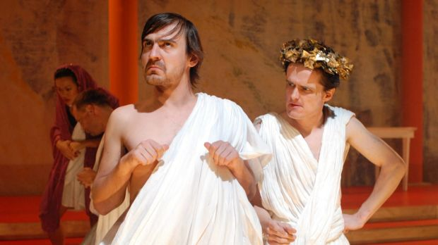 O-week will bring a toga party record attempt that may or may not look this classy.