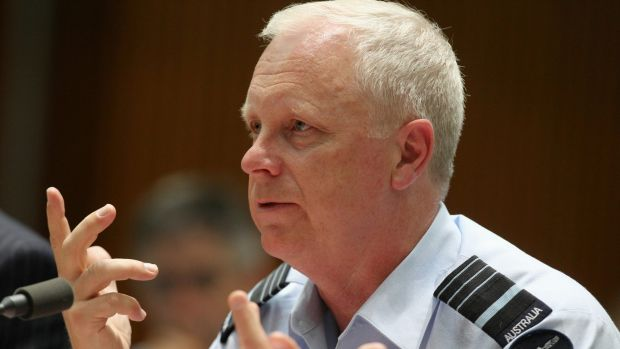 Mark Binskin says Afghan forces are still weak in intelligence, logistics and air support.