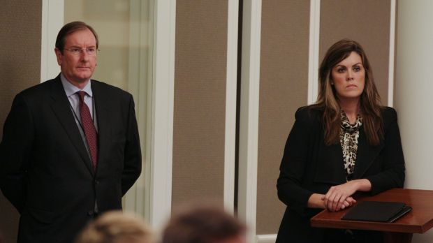 Loughnane and Peta Credlin, former chief of staff to the former prime minister Tony Abbott.