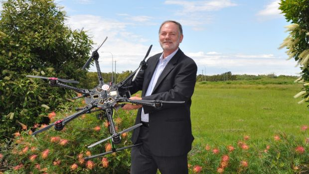 Professor Duncan Campbell's Queensland University of Technology-based Australian Research Centre for Aerospace ...