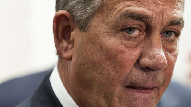 Speaker of the House John Boehner says Republicans will do everything to scrap the deal with Iran.