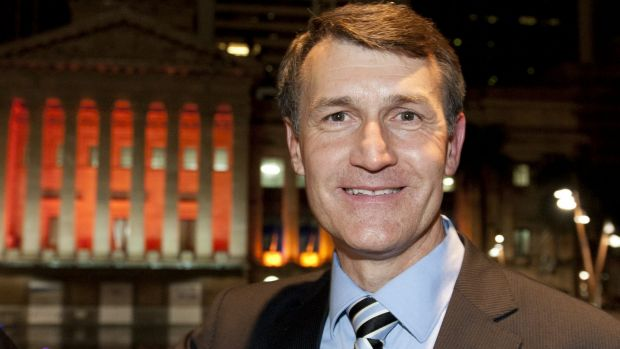 Brisbane Lord Mayor Graham Quirk says the council's customer service performance would match or better those of a state ...