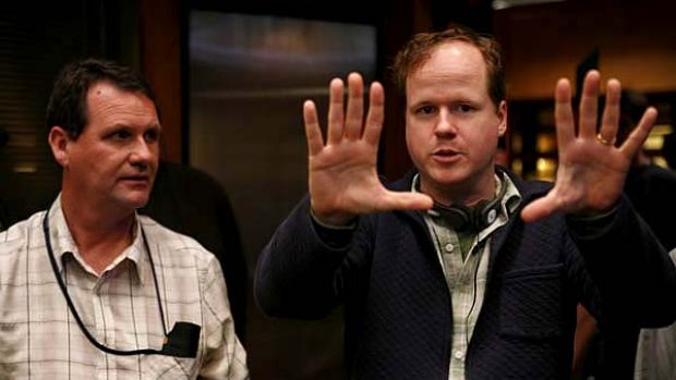 Cult favourite ... TV creator Joss Whedon, pictured on the set of Dollhouse, has experienced his fair share of career ...