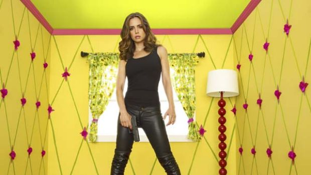 Whedon's most recent TV venture, Dollhouse, stars ex-Buffy actress Eliza Dushku.