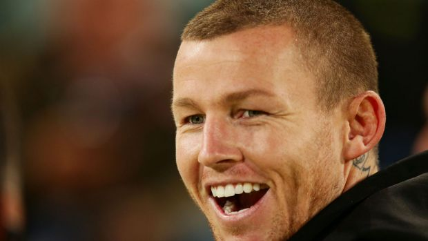 Winning return: Todd Carney played well in his first outing for Catalans Dragons.