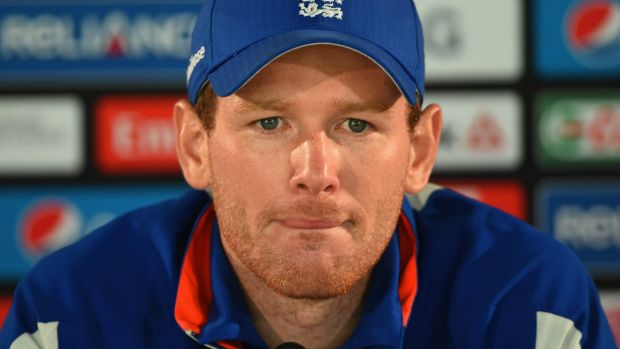 Eoin Morgan is third Irishmen to skipper England after Fred Fane and Tim O'Brien.