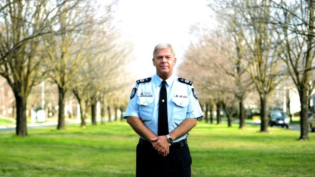 Chief Police Officer Rudi Lammers is determined to reduce family violencece and will host a White Ribbon fundraiser on ...