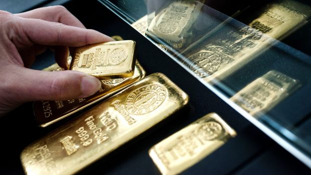 """Gold is suffering from the general exodus out of commodity investments,"" said Ole Hansen, head of commodity strategy at ..."