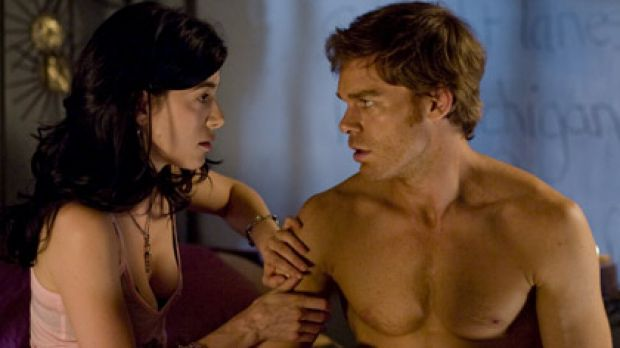 Teens' choice ... genial serial-killer series Dexter will be among the Eleven line-up.