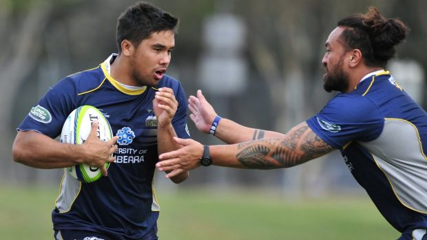 Jarrad Butler says the Brumbies don't need rotation.