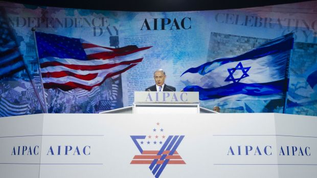 Israeli Prime Minister Benjamin Netanyahu said he had a 'moral obligation' to speak up against Iran at the American ...