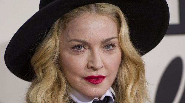 Madonna appeared on the Howard Stern radio show this week.