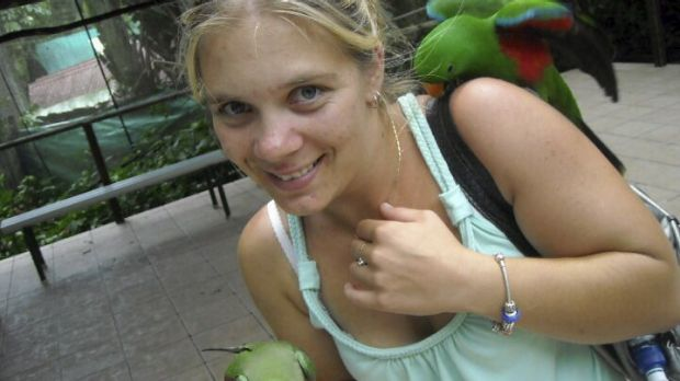 Mother of three Tara Costigan, 28, was killed in February.