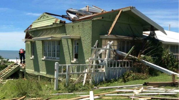 Insurance losses from Tropical Cyclone Marcia had reached $403.6 million from 29,565 claims after an influx of ...