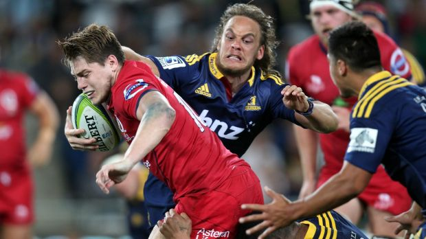 James O'Connor played a steady hand at No.10 against the Highlanders.