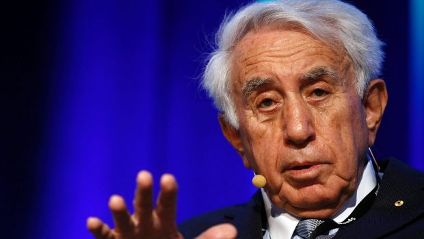 Harry Triguboff says Meriton will cease to build properties if renters' rights reforms proceed too far.