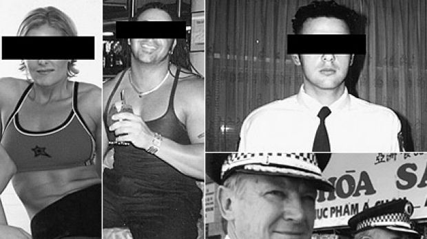 Office gossip led to senior police being spied on