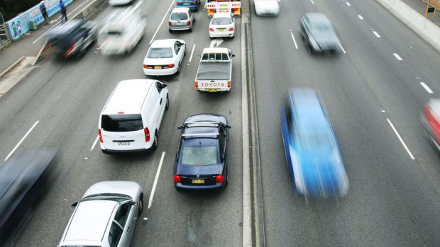 Professor Hickman said it was too early to say if Brisbane's tollways were failures.