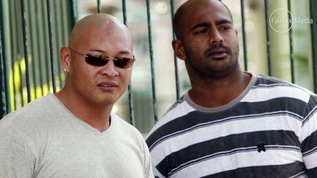 Awaiting execution: Andrew Chan and Myuran Sukumaran.