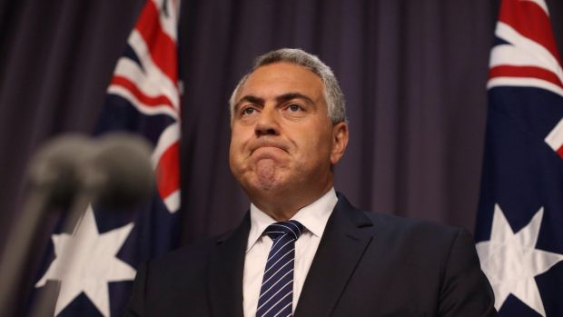 """Treasurer Joe Hockey: """"We are going to engage in a conversation with the Australian people and that is going to be in ..."""