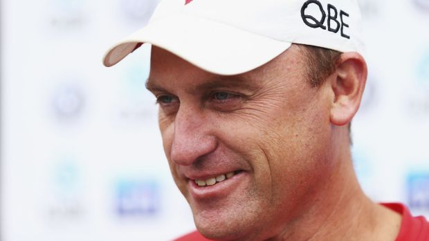 Sydney Swans coach John Longmire has announced that he will hand over the reins to his assistant coaches for the entire ...
