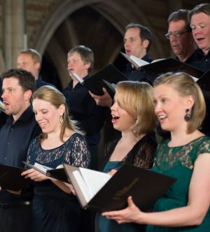 World-renowned choir The Sixteen will perform at Llewellyn Hall.