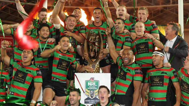 Souths say all the players' premiership rings are accounted for.