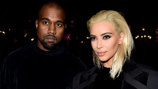 Kanye West has laid bare his heart and  pix of wife Kim Kardashian.