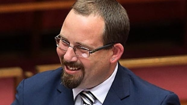 Ricky Muir won his Senate seat with only a tiny primary vote.
