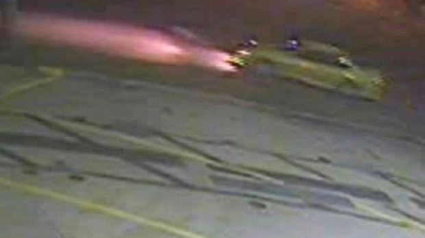Detectives have released CCTV footage of a lime green or yellow vehicle captured in the area at the time of the ...
