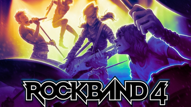 <i>Rock Band</i> is heading to Xbox One and PlayStation 4 this year.